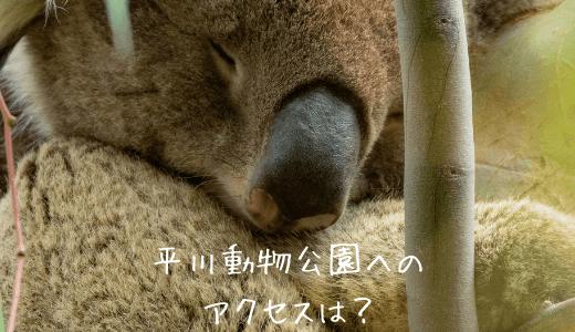 福岡から鹿児島への平川動物公園へのアクセスは?新幹線と高速バスと車の所要時間や料金